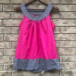 3/$15 ~ Baby doll tank top
